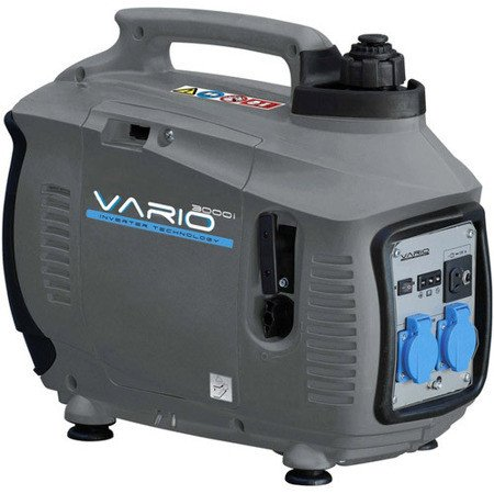 Nowość Przenośny agregat prądotwórczy VARIO 3000 | AGREGATY PRĄDOTWÓRCZE QQ65